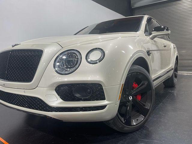 Bentley Chrome Delete Wrap