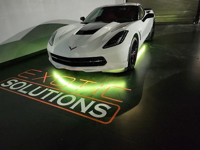 Corvette Underbody Lighting
