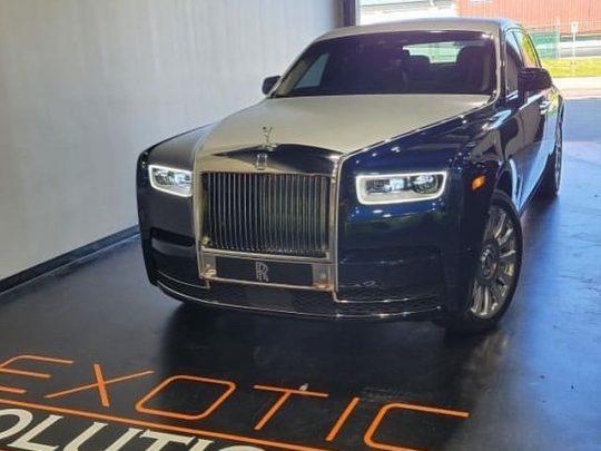 Rolls Royce Coating & Polish