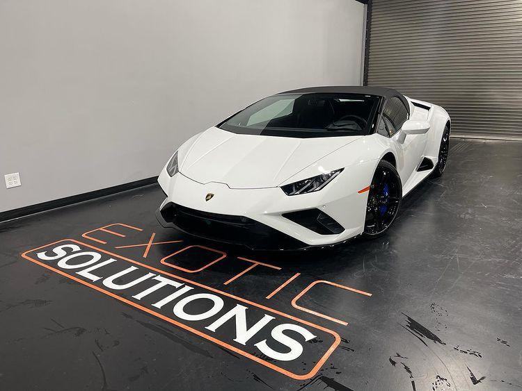 Lamborghini Paint Protection Film