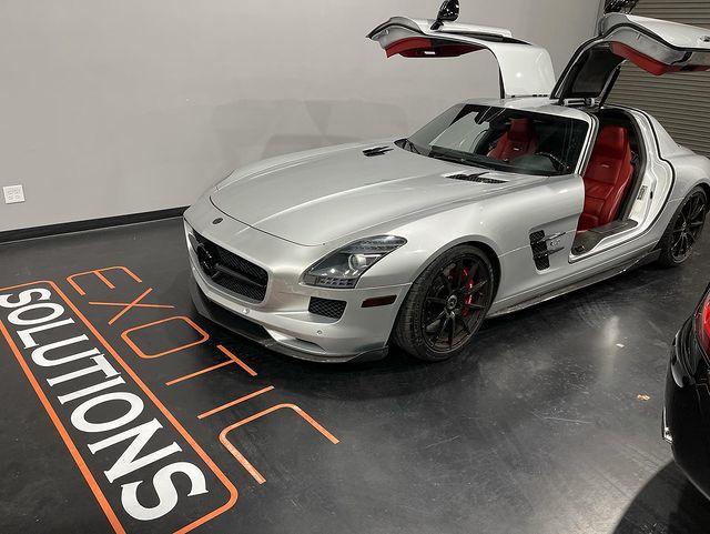 Mercedes AMG Radar Protection Florida
