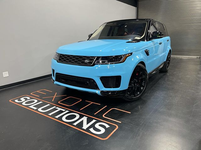 Range Rover Vehicle Wrap Boca FL
