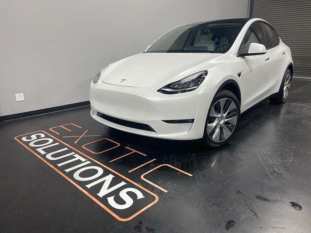 Tesla Ceramic Coatings FL